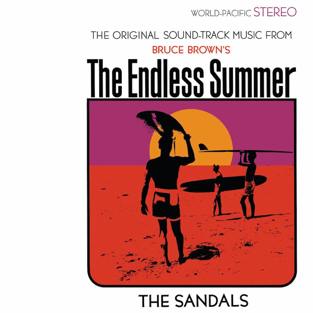 The Sandals The Endless Summer on Selective Memory Indy