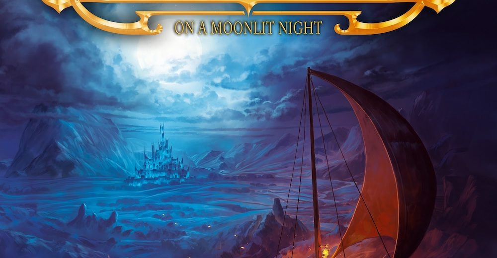 On A Moonlit Night Album Cover by Vandor